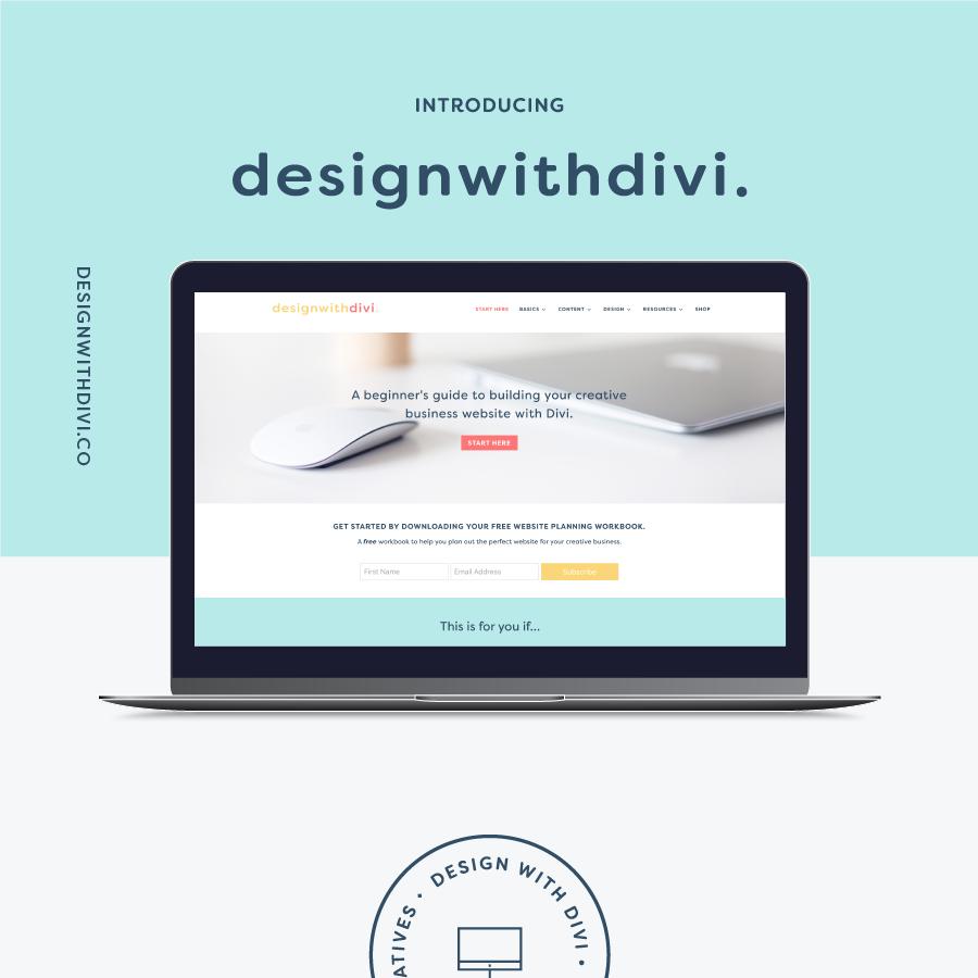 Lesson 2: Brand Your Divi Website | Design With Divi